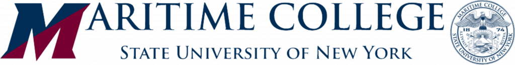 Maritime College State University of New York - Logo