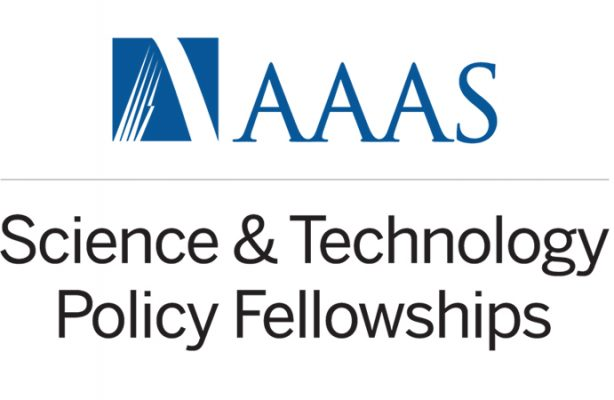 AAAS Science & Technology Policy Followship - Logo